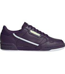 zapatilla violeta adidas original continental 80