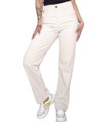 jeans alondra blanco best west jeans