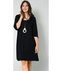 jurk janet & joyce zwart
