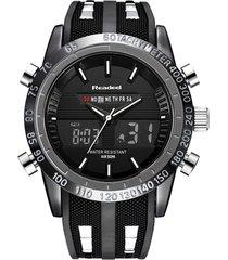 reloj deportivo hombre digital analogico militar ps204 negro