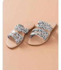 exterior zapatos blanco leonisa d43670