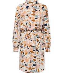 nubegonia dress knälång klänning multi/mönstrad nümph