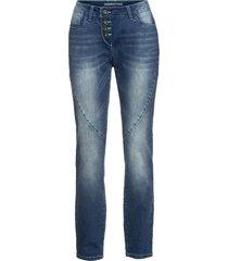 jeans new boyfriend (nero) - rainbow