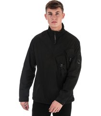 mens popover tactical jacket