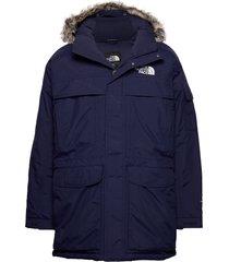 m mcmurdo outerwear sport jackets blå the north face