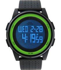 reloj negro montreal pulsera