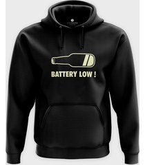 bluza battery low