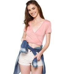 blusa rosa ambiance