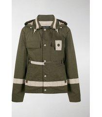 craig green panelled utility jacket