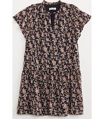 loft garden flounce dress