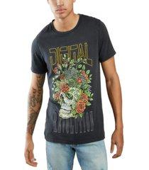 guess men's digital revolution t-shirt