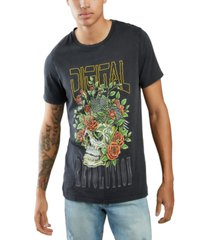 guess men's digital revolution t-shirt
