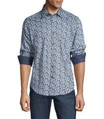 chaprice floral shirt