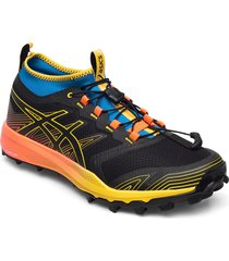 fujitrabuco pro shoes sport shoes running shoes svart asics
