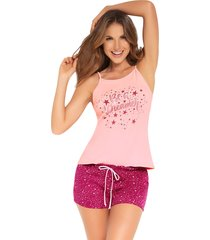 pijama camisilla y short fi pijamas