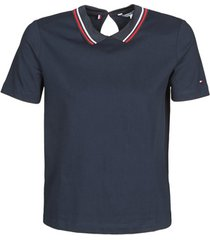 blouse tommy hilfiger billy relaxed polo ss