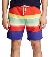 "polo ralph lauren men's cotton spa 8"" terry shorts"