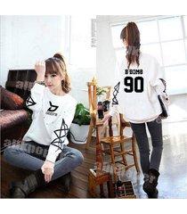 kpop block b sweater women hoodie sweatershirt pullover zico taeil b bomb u.kwon