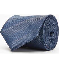 krawat pasek niebieski 100