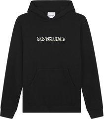 bad influence hoodie