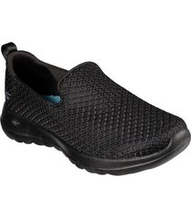 zapatos go walk joy - fiesta negro skechers