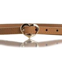 cinturón miel de mujer cosmos 100204