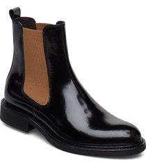 boots 37952 stövletter chelsea boot svart billi bi