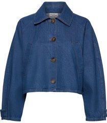 beverly jeansjack denimjack blauw baum und pferdgarten