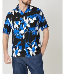 edwin rayon blue garage shirt 24951