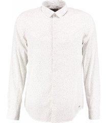 garcia wit overhemd