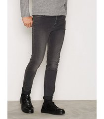 cheap monday tight jeans grey