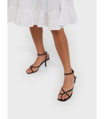 river island middi strappy sandals high heel