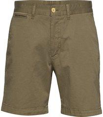 lt twill chino shorts shorts chinos shorts groen morris