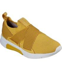 zapatilla modern jogger - ziggy amarillo skechers