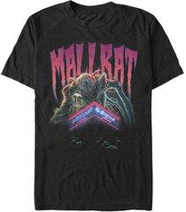 fifth sun men's stranger things mall rat demogorgan short sleeve t-shirt