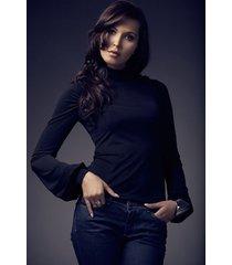 bluzka oksana mod. nr 2 czarny