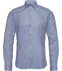8650 - iver 2 skjorta business blå sand