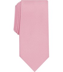 perry ellis men's brydon slim micro-neat tie