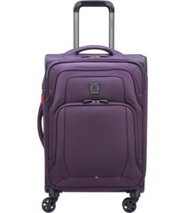 """delsey optimax lite 21"""" expandable carry-on suitcase, created for macy's"""