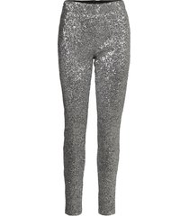 2nd edition spencer leggings silver 2ndday