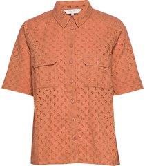 dogapw sh kortärmad skjorta orange part two