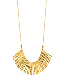 women's gorjana 'kylie' fan necklace