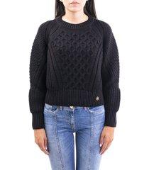elisabetta franchi virgin wool sweater