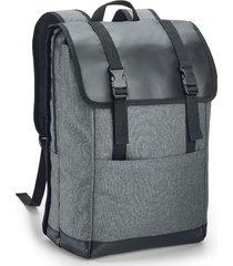 mochila para notebook max topget cinza mesclado