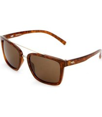 óculos de sol hb spencer havana turtle
