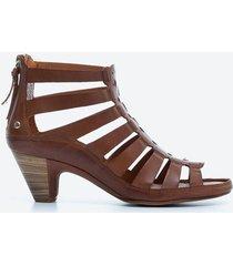 sandalia casual mujer pikolinos sdy2 marrón