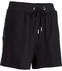 shorts moderni in tessuto elasticizzato (nero) - bpc bonprix collection