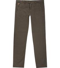 lois jeans sixto paros colour chinos - khaki 1074-5772