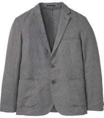 giacca in misto lino (grigio) - bpc selection