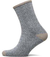 dina animal sock lingerie hosiery socks grå becksöndergaard